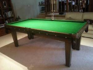 Pool / Snooker / Billiard  Table in Excellent Condition Mount Richon Armadale Area Preview