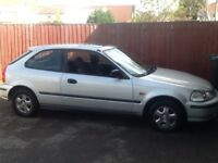 Honda Civic 1.4i 3 door