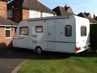 Sprite Major 5 2007 Caravan For Sale