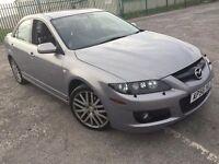2007 Mazda 6 MPS 2.3 16v turbo PX welcome