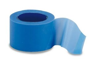 Blue-Visually-Detectable-Waterproof-Tape-2-5cm-x-5m-Food-Catering-First-Aid