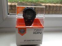 GPS NEO iON rangefinder golf watch