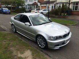 "🚗BMW,330CD,MSPORT,DIESEL,3DR,COUPE,MANUAL,2006,204BHP,SILVER,LOW MILES""🚘"