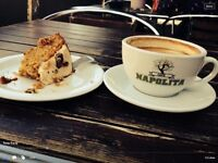 Full time Chef required at Napolita Cafe - immediate start available