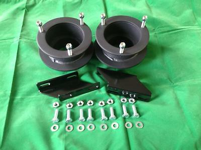 "Dodge Ram 2500 / 3500 2.5"" Leveling Lift Kit and drop bracket 1994-2012 4wd"
