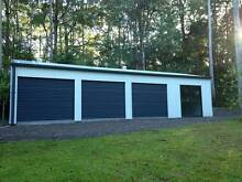 Secure private storage shed for rent Palmwoods Maroochydore Area Preview