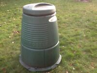 Compost Bin Green Large