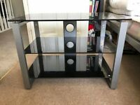 TV Stand - Glass - Up to 48""