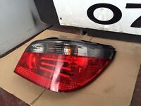 BMW 5 SERIES E60 REAR TAIL LIGHTS IN GOOD CONDITION BREAKING 1 3 5 6 7 SERIES
