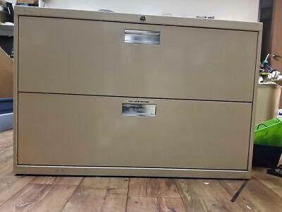 4 2 Drawer Metal File Cabinets