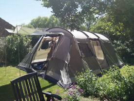 Montana 6 Person Tent & Foot print Excellent Cond.