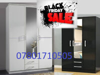 wardrobes wardrobe brand new robes tall boy bedroom furniture fast delivery 242