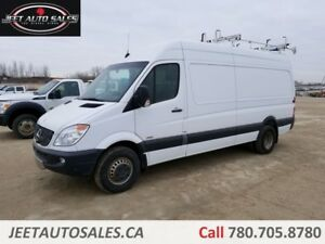 2013 Mercedes-Benz Sprinter 3500 Cargo Vans 170 Wheel Base, High