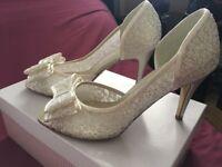 Rainbow Club Paloma Bridal Shoes