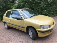 Peugeot 106 FOR SALE - LOW MILAGE, GREAT FIRST CAR!