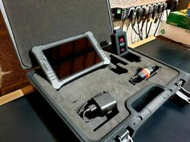 Mac Tools ET-R8 Diagnostic scanner wireless tablet, as new. Like Snap On Launch Delpi Bosch