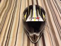 Quad helmet size ( L) as new used only few times £30