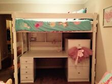 Bunkers Loft Bunk - White (with a subtle pink) Scoresby Knox Area Preview