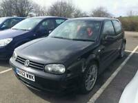 Mk4 golf 25th anniversary tdi swap