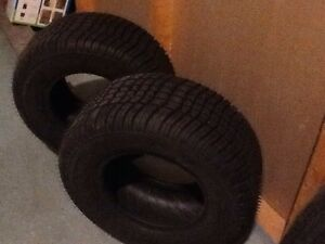 Trailer tires(two)