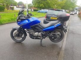 Suzuki V Strom 650 ABS | New Tyres | Just had a BIG Service |Can be A2 Restricted