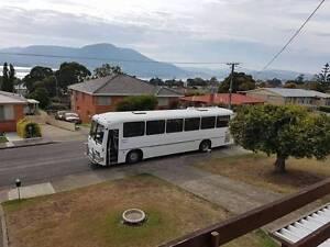 1995 Hino RG197 Motorhome/Bus PLUS 1999 Suzuki Jimny 4x4 Hobart CBD Hobart City Preview