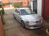 Rover 45 td 115 /mg zs ;-)
