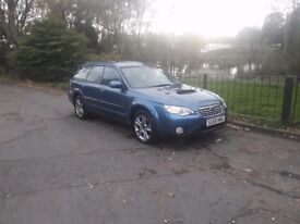 Subaru Outback 2.0 D TD Boxer 2008