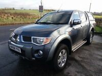 2008 Mitsubishi L200 Animal
