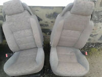Landrover Discovery TD5 seats