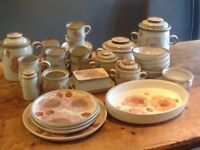 Denby 'Gypsey' Dinner/Tea Set