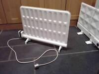 Electric oil filled radiator / panel heater ( this heater is still available. )