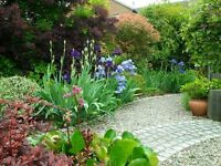 Experienced or qualified gardener