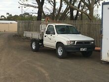 Hilux tray ute sell swap boat tinny tinnie Hobie kayak quintrex stacer Bell Post Hill Geelong City Preview