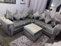 ✨Super Quality Brand New Verona Corner Sofa Available In Lowest Price