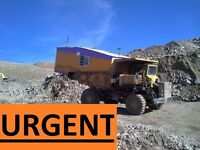 -- WANT£D - MACHINERY FOR EXPORT! DIGGERS AND MORE