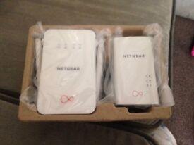 Netgear plug in WiFi adaptor