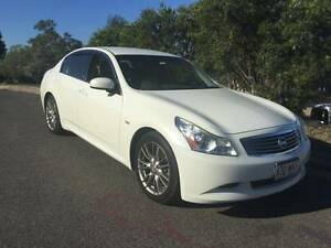 2007 NISSAN SKYLINE 350GT SP V36 AUTOMATIC 3.5L PETROL Sumner Brisbane South West Preview