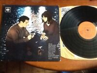 Paul Simon - The Paul Simon Song Book original vinyl album (CBS - 1965)