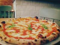 Pizza Chef For Amici Miei Restaurant