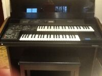 Technics Electric Organ Model Number SX-EX15 For Sale
