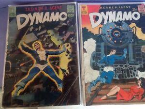 Dynamo, Tower Comics