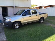Toyota Hilux Workmate Mount Pleasant Mackay City Preview