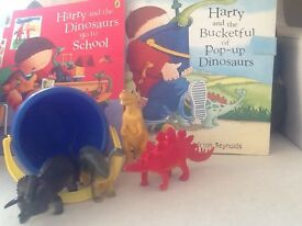 Harry & His Bucket Full of Dinosaurs