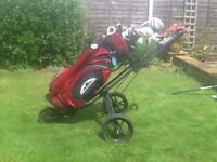 Full set of golf equipment for ladies