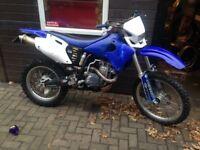 Yamaha wr426f 8 month mot £1200 ovno