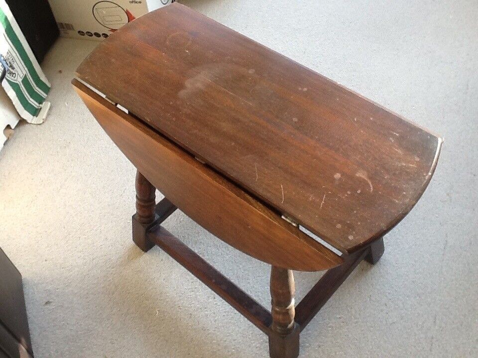 Small Drop Leaf Coffee Table