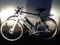 Fuji hybrid bike
