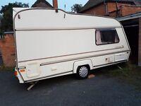 2 Berth Abi Prestige Caravan - £1,100 ONO