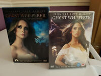 Complete collection of Ghost Whisperer